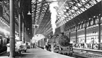 Manchester Exchange Station 27 July 1966. (BR Standard 5MT (Caprotti-fitted) No. 73144
