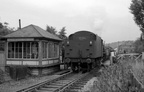 little eaton station box black 5 down goods 1960's
