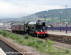 Flying Scotsman at Stalybridge 14-06-2016