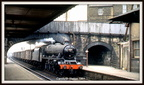Carnforth station 1961