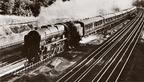 Royal Scot 46126 Royal Army Service Corps - Euston to Blackpool 25th August 1959