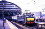 Manchester Piccadilly 30.3.68 26057 Ulysses on 2.10 to Sheffield