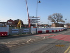 New buildings on the site of the Millpond Stalybridge
