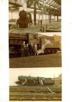 Fifty years ago to day, the last steam engine off Dairycoates shed.