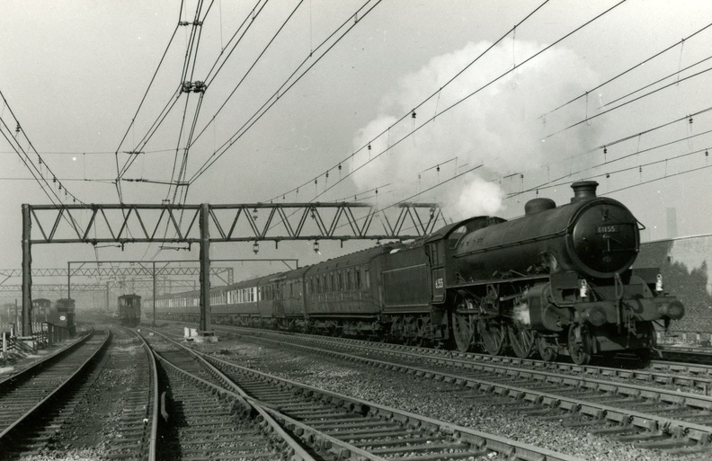61155 Guide Bridge 1953