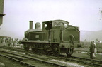 LNWR Coal Tank 1054 at Dinting Railway Centre on 29th April 1978