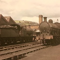 Buxton 1962 , unidentified Super D , 3F No. 43213 and 4PT No. 42370 .