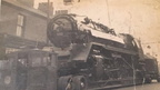 locomotive from Gorton tank Beyer peacock as he was an engineer there when he served his apprenticeship it was taken in dukinfield possibly travelling along wharf street (3)
