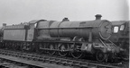 47XX 2-8-0 No 4701 at Old Oak Common in 1960.
