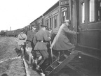 The LNWR Society's Portfolio No 11 featured Ambulance Trains and other First World War coaching stock and was titled 'LNWR GREAT WAR AMBULANCE TRAINS'