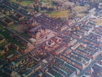 Another aerial shot of Dukinfield, this time from late 1989 with the Town Hall being the focal point. The Park is also clearly visible along with King Street, Chapel Hill, Hope Street, Church Street and Bass Street.