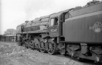 92247 on Banbury shed in 1965