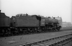Crab 2-6-0s on Gorton shed in the mid 1960s. 42787