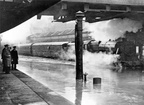 Flooding at Nottingham Midland Station 1947 would diesel have ran in this