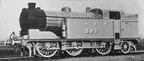 Official portrait in Works grey of N2-3 No. 897 in 1925. Photo BR