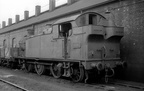 6644 on Banbury shed in 1965