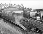 Demolition York old station 1966