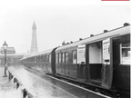 Ambulance train Blackpool 1916