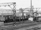 08604 busy at Dewsnap sidings 27.4.1977