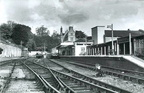 Cirencester Town (Wilts & Glos archive) closed April 1964, building extant although left to rot