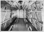 GCR U.S. AMBULANCE TRAIN INTERIOR 8x6 RAILWAY EXECUTIVE OFFICIAL PHOTO 1918