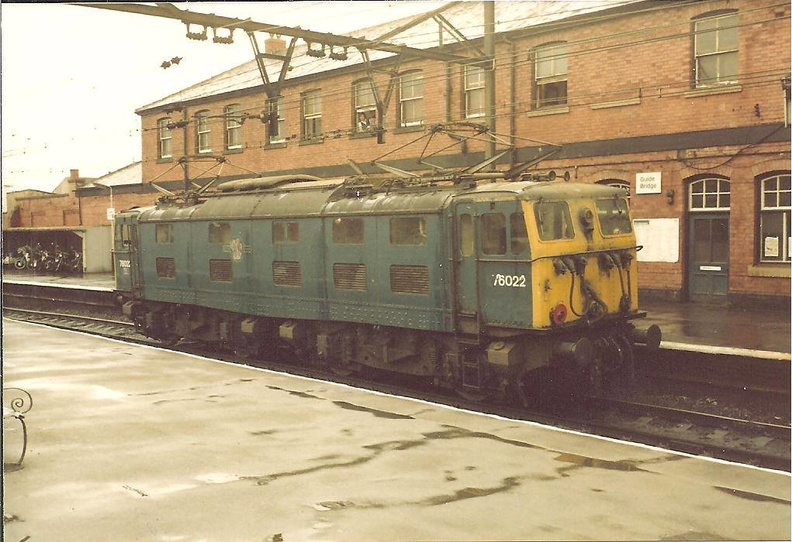 76022 at Guide Bridge