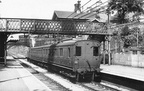 67421 at Mottram & Broadbottom with a push-pull train  05-06-1954