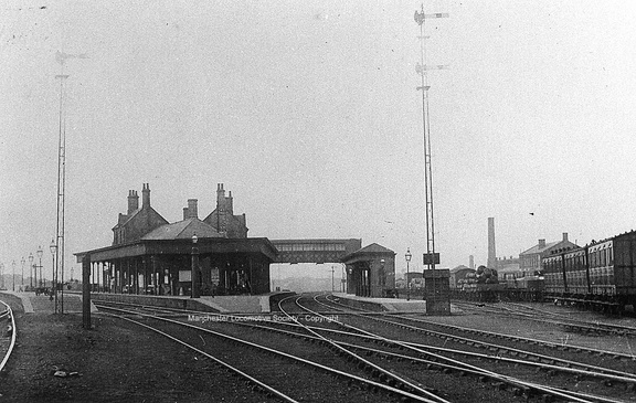 Godley Junction about 1900