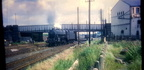 Black 5 going in to Balm road sidings july 67  Hunslet Leeds
