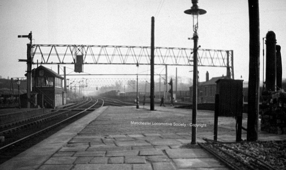 Godley Junction 1952.