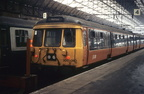 Manchester Piccadilly. Class 303