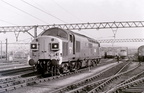 37112 moving on to Guide Bridge HS -2nd Oct 1978