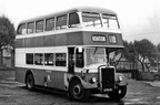 UTB 311 (Ashton CT) 1955 Leyland PD2-12 541791 Crossley Body H32-28R Fleet number 11