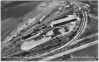 Aerial View of DINTING Railway Centre 1970s Airviews