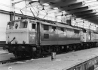40095 hides behind 76040 at Reddish 20-03-1961