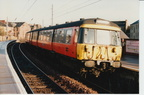Class 303 303079 at Partick 05-04-94