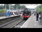 Royal Scot at Guide Bridge 22 08 2020