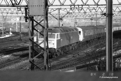 47366 Guide Bridge Woodhead Route 18-02-1984