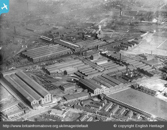 GORTON WORKS