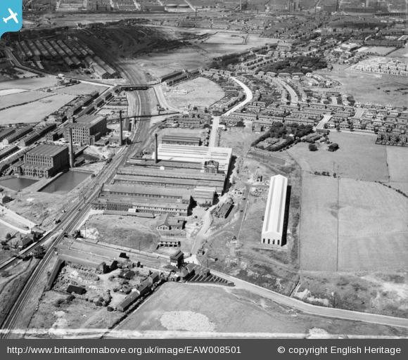 DANIEL ADAMSON WITH DUKINFIELD WAGON WORKS IN THE TOP LEFT CORNER