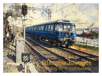 Glasgow-Electric-circa-1960s-Posters