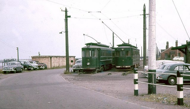 5-Grimsby and Immingham Tramway
