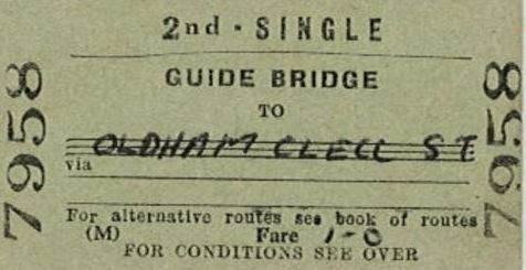 1-Railway Ticket Guide Bridge to Oldham Clegg St.JPG