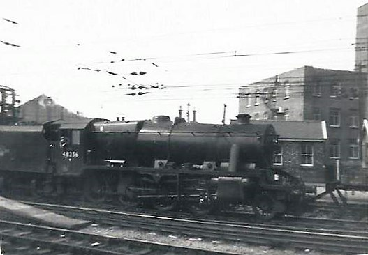 8F 48256 at Guide Bridge