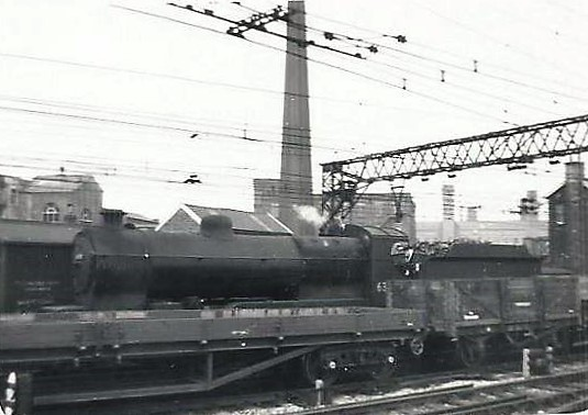 LNER at Guide Bridge